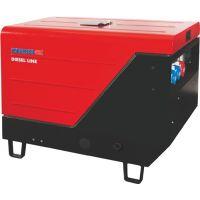ENDRESS Stromerzeuger ESE 1006 DLS-GT ES ISO Diesel 8,5 kVA,6,8 kW Diesel ENDRESS