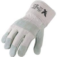 ASATEX Handschuhe Falke-C Gr.11 naturfarben Rindspaltleder EN 388 Kat.II