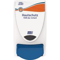 JOHNSON Spender Hautschutz DE H233xB130xT115ca.mm 1l weiß