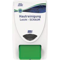 JOHNSON Spender Hautreinigung Leicht Schaum DE H290xB163xT145ca.mm 2l weiß St.