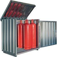 Gasflaschencontainer