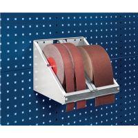 BOTT Schleifpapierrollenhalter B310xT300xH250mm Rollenb.max.120mm D.max.260mm BOTT