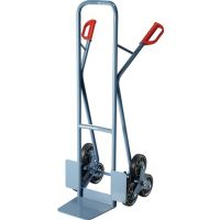 PROMAT Treppenkarre H.1300mm Schaufel-Gr.L250xB300mm STA 3armiger Radstern PROMAT