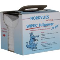 WIPEX Putztuch WIPEX Fullpower TO GOZoll L380xB340ca.mm weiß z-gefaltet WIPEX