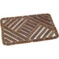 MD Fußmatte Bürsten natur Kokos L590xB390xS25mm