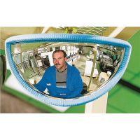 SPL Gabelstaplerspiegel H151xB288mm 180 Grad Sichtfeld 1m SPL