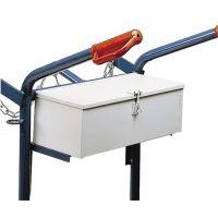 FETRA Werkzeugkasten L450xB200xH150mm abschl.f.Stahlflaschenkarren