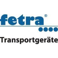 FETRA Palettenfahrgestell f.Palettengröße 1200 x 800 mmPUR Bereifung Trgf.1000kg