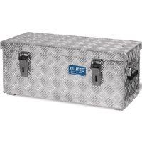 ALUTEC Transportbox Außen-L622xB275xH270mm 37l Alu.Riffelblech