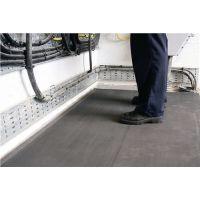 COBA Arbeitsplatzbodenbelag Zuschn. B1000xS4,5mm grau Kautschuk Preis p.lfd.m Switch