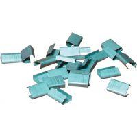 WERTH Verschlusshülse B12xL28mm f.12mm PP-Umreifungsbänder blk