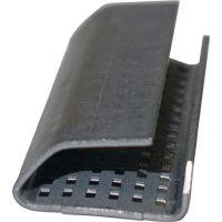 BANHOLZER Verschlusshülse B13xL30mm f.13mm PET-Umreifungsbänder verz.