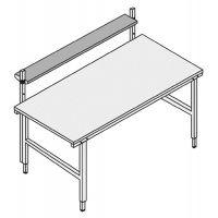 HÜDIG+ROCHOLZ Ablagebord B1046xT400xH30mm HO f.Packtisch