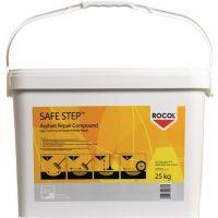 ROCOL Bodenreparaturmasse SAFE STEP® Asphalt RS 42036 anthrazit 25l Eimer ROCOL