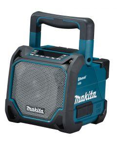 MAKITA Bluetooth-Lautsprecher 10,8-18V/230V DMR202