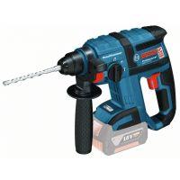 BOSCH Akku-Bohrhammer mit SDS plus GBH 18 V-EC, Solo Version, L-BOXX