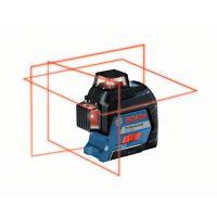BOSCH Linienlaser GLL 3-80, mit Handwerkerkoffer