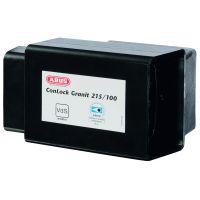 ABUS Sicherheits-Überfalle Con Lock Granit 215/100+83/80HB100, Stahl, 52500