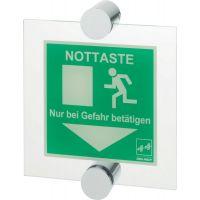 effeff Fluchtwegschild 1385-FTS, Acryl
