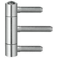SIMONSWERK Haustürband BAKA® C 1-20 WF, Bronze