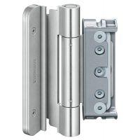 SIMONSWERK Haustürband BAKA® Protect 4040 3D FD MSTS, Edelstahl