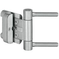 SIMONSWERK Haustürband BAKA® 2D 20 FD RZ 57 MSTS, Edelstahl