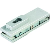 DORMA Eckschloss Universal US 10, 03.206, Aluminium