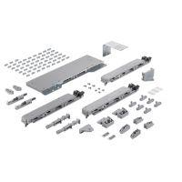 HETTICH Dämpfungssystem TopLine XL, Metall, Kunststoff