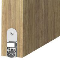ATHMER Schiebetürdichtung Schall-Ex® Slide M-20 WS, Silikon