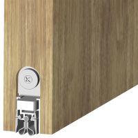 ATHMER Schiebetürdichtung Schall-Ex® Slide&Lock M-20 WS Strahlenschutz, Silikon