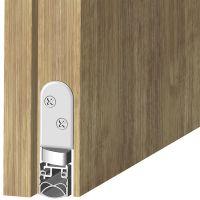 ATHMER Türabsenkdichtung Schall-Ex® Ultra WS, 2-seitig, Silikon