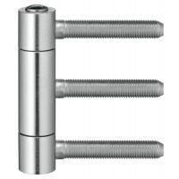 SIMONSWERK Haustürband BAKA® C 2-20 WF MSTS, Stahl