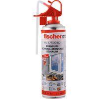 FISCHER Schnellmontageschaum Premium PU 500/750