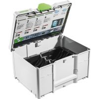 FESTOOL Systainer³ SYS-STF D 150 4S 576843
