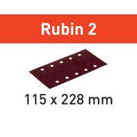 FESTOOL Schleifstreifen STF Rubin 2