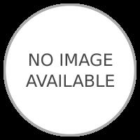 gelbrot Verdeckplatte zu Türspion 14 mm