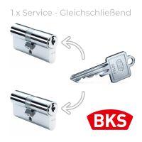 Service - BKS Schließzylinder gleichschließend