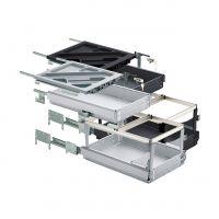 HETTICH Schreibtischcontainer Komplett-Sets EB 392