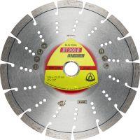 KLINGSPOR Diamanttrennscheibe DT 900 B Special