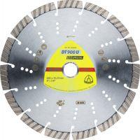 KLINGSPOR Diamanttrennscheibe DT 900 U Special