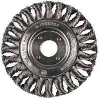 KLINGSPOR Rundbürste, gezopfter Draht BR 600 Z