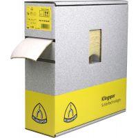 KLINGSPOR Schleifpapier mit Schaumstoffbeschichtung PS 73 CWF