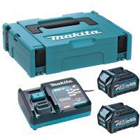 MAKITA XGT Power Source-Kit Li 40V 2,5Ah 191J81-6