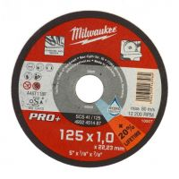 MILWAUKEE Display Metalltrennsch. 125x1 mm PRO+