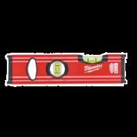 MILWAUKEE Wasserwaage Slim 20cm