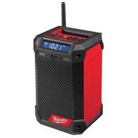MILWAUKEE M12RCDAB+-0Netz-/Akku-Radio mit Ladefunktion
