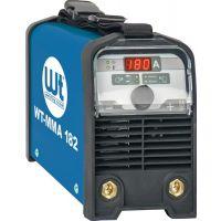 WELDING TEAM Elektrodenschweißgerät WT-MMA 182 o.Zub.20-180 A WELDING TEAM