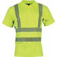PREVENT TRENDLINE Warnschutzpoloshirt Prevent® Trendline Gr.XXL neongelb PREVENT TRENDLINE
