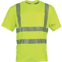 PREVENT TRENDLINE Warnschutz-T-Shirt Prevent® Trendline Gr.XXL neongelb PREVENT TRENDLINE