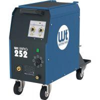 WELDING TEAM MIG/MAG-Schweißanlage WT-MAG 252 o.Zub.25-250 A gasg.WELDING TEAM